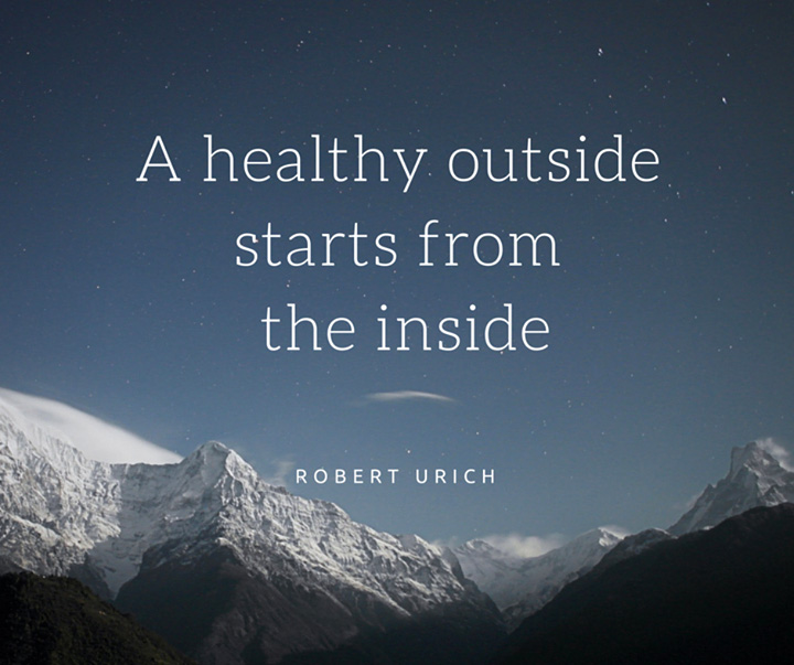 Image A healthy outside starts from the inside